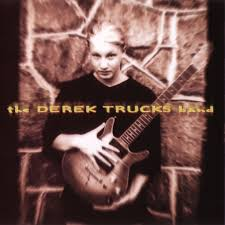 Tedeschi Trucks Band » Derek Trucks