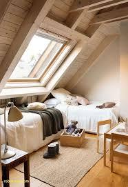 elegantes bild dachboden schlafzimmer design ideen
