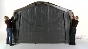 Shelterlogic Run In Sheds by Auto Shelter Replacement Cover Kit Sandstone Canadian Tire
