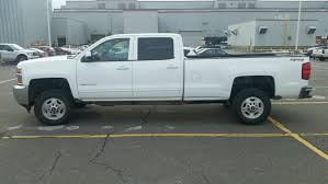 Leveled 15' 2500HD , What Size Tire Can I Go To? - 2015-2019 Chevy ...