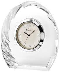 Bulova Table Clocks Wood by All Our Clocks U2013 Clock Selection