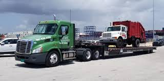 Garbage Truck Transport Services In All 50 States With Heavy Haulers