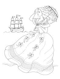 Printable Pictures Renaissance Art Coloring Pages 34 For Seasonal Colouring With