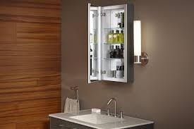 Kohler Archer Mirrored Medicine Cabinet by Kohler Recessed Medicine Cabinets Medicine Cabinets Delicate