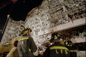 Oklahoma City Bombing Secret: DNA Extracted From Unknown Leg ...