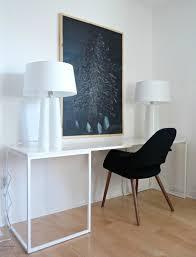 Ikea Hemnes Desk White by Furniture Lucite Desk Minimalist Desk Ikea Hemnes Desk