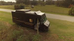 100 Delivery Trucks UPS Has A Delivery Truck That Can Launch A Drone The Verge