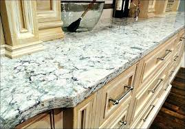 Cover Laminate Countertops Paint Them To Look Like Granite Within