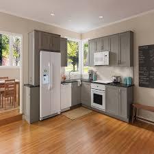 Standard Kitchen Cabinet Depth by Shop Frigidaire 22 6 Cu Ft Side By Side Counter Depth Refrigerator