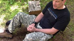 Thermarest Trekker Lounge Chair by Survival Skills 101 Gear Review Helinox Camp Chair Youtube
