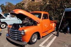 Laguna Beach, CA, USA - October 2, 2016: Orange 1948 Chevy Truck ... 1948 Chevy Ad 3100 Stretched Into An Extra Cab Trucks Pinterest Saga Of A Fanatically Detailed Pickup Hot Rod Network Flatbed Trick Truck N Chevygmc Brothers Classic Parts Video Patinad Pick Up Authority Cars Online Pickup Truck Mikes Chevy On S10 Frame Build Youtube Black Beauty Truckin Magazine Robz Ragz Chevrolet 5window Street For Sale Southern Rods Suburban Bomb Threat Stock Editorial Photo Mybaitshop 12670310