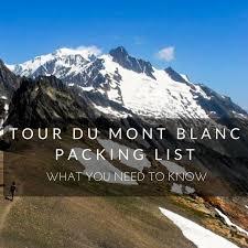 38 best tour du mont blanc images on touring