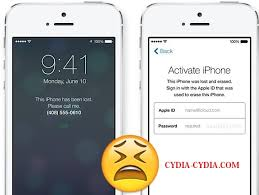 Bypass iCloud Activation Lock – Cydia For iDeceives With Cydia