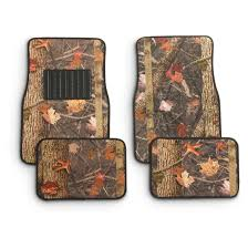 King's Camo® 4-Pc. Camouflage Carpet Floor Mat Set - 593119, At ... Amazoncom Realtree Girl Pink Apg A Outfitters Brand Camo Lloyd Mats Offers Custom Fit Mossy Oak For All Vehicles C Accent The Inside Of Your Ride In Camo With This New Auto Unique Floor The Ignite Show Camouflage Car Seat Covers Wetland Semicustom Camomats 4pc Cover Microfiber Us Army 2pc Carpet Mat Set Nylon Vinyl Bdk 4 Piece All Weather Waterproof Rubber And Free Shipping Today