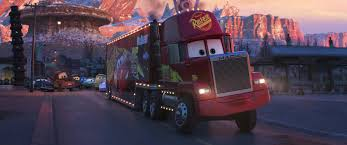 Cars Mack Truck Hauler Disney