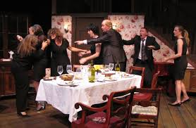 REVIEW August Osage County – City Lights Theatre pany