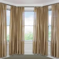 47 best bay window curtain rods images on pinterest bay window