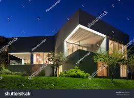 100 Concrete House Designs Architecture Modern Design Night