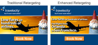 Take A Quick Example From Teracent In Building Display Campaign For Travelocity Combination Of Retargeting And Dynamic Was Used To Hit Surfers