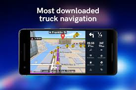 100 Gps Truck Route Sygic GPS Navigation 1398 APK Download Android