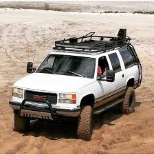 Pin By Paul Yih On Chevy Suburban | Pinterest | Roof Rack, Vehicle ... Diy Fj Cruiser Roof Rack Axe Shovel And Tool Mount Climbing Tent Camper Shell For Camper Shell Nissan Truck Racks Near Me Are Cap Roof Rack Except I Want 4 Sides Lights They Need To Sit Oval Steel Racks 19992016 F12f350 Fab Fours 60 Rr60 Bakkie Galvanized Lifetime Guarantee Thule Podium Kit3113 Base For Fiberglass By Trucks Lifted Diagrams Get Free Image About Defender Gadgets D Sris Systems Mounts With Light Bar Curt Car Extender