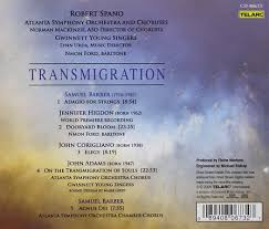 Walt Whitman The Wound Dresser Meaning by Robert Spano Transmigration Amazon Com Music