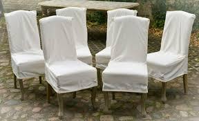 6 esszimmer stühle mit bezug shabby chic dänisches bettenlager