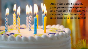 Birthday Cake Wishes With s Pic &