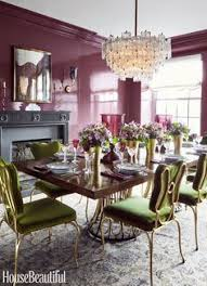 The Rules Of Colorful Decorating According To A Pro Designer Dining Room FurnitureDining DesignCelerie