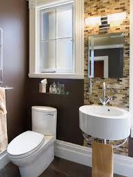 Narrow Bathroom Ideas With Tub by Tiny Narrow Bathroom Ideas Simple Cab White Brick Wall Table On