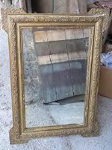 cadre ancien pas cher miroir ancien cadre platre d occasion