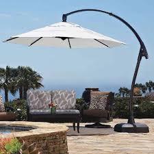 Treasure Garden Patio Umbrella Light by Patio U0026 Market Umbrellas Opdyke Furniture Inc