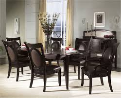 Terrific Beautiful Black Dining Table Chairs 14 Room Wood Be Set For Sale