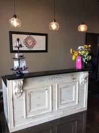 Salon Decor Ideas Images by Bar Retail Counter Reception Desk Kitchen By Jamesrobinson