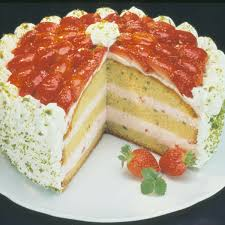 rezept für erdbeer joghurt torte service