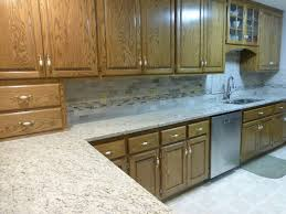 countertops countertops pretty kitchen cabinets subway tile