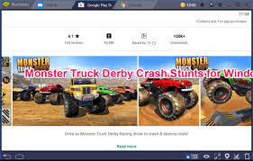 100 Monster Truck Crashes Derby Crash Stunts For Windows 10 TechyForPC