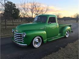 100 Trucks For Sale In Waco Tx 1950 Chevrolet 3100 For ClassicCarscom CC1192395