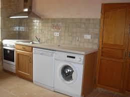 cuisine lave vaisselle gîte