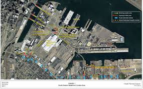100 Conley Trucking Trucks In The South Boston Waterfront