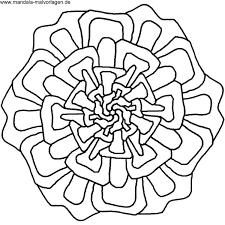 Mandalas Mandalas Zum Ausdrucken Mandala Malvorlagen