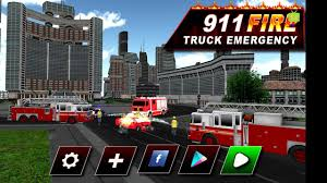 100 Fire Truck Game Fighters Sim By Brick Studio Android Play