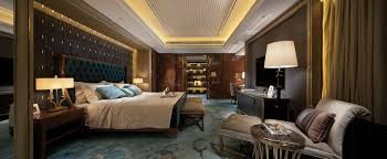 Decorating Ideas Dark Blue Master Bedroom And Brown