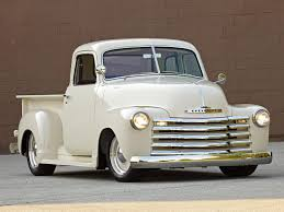 Chevrolet Pickup By The Roadster Shop 1949 - Mad 4 Wheels | Love It ...
