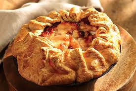 Pie Is Packed With Fresh Ida Red Apples Sprinkled A Special Recipe Of Cinnamon Sugar And Wrapped In Our Tender Crust For Unique Rustic Look