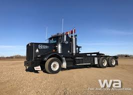 100 Truck Auctions In Texas 1995 KENWORTH T800 TEXAS BED TRUCK
