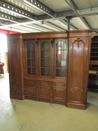 bücherschrank wohnzimmerschrank antik