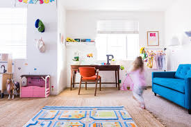 A Multipurpose Office And Playroom