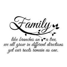 Small Family Quote In Black