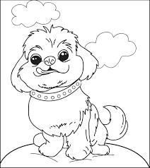 Free Printable Animal Coloring Pages For Kindergarten Printabl On Realistic Husky Kids